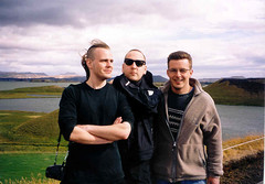 Excuse me, but are you in a band? (ex_turpi) Tags: iceland myvatn
