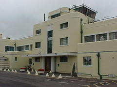 Shoreham Airport, Terminal