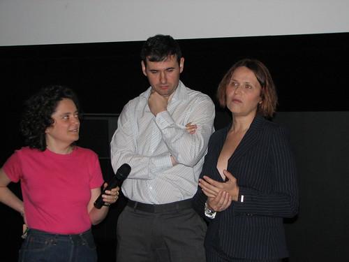 Luís Miguel Seguí y Antonia San Juan