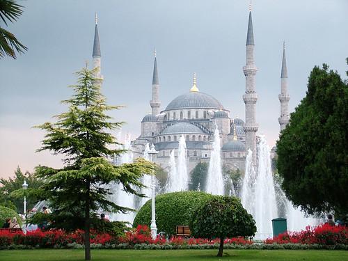 Blue Mosque / Sultan Ahmet Camii / İstanbul, Türkiye por melasmus.