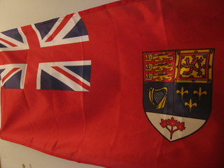 Red Ensign (pre-1965 Canadian flag)
