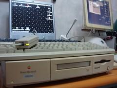 P5160026.JPG (joewhk) Tags: apple macintosh imac powermacintosh oldschool 6100 powerpc imacg4 imacdv powermacintosh6100 610060av