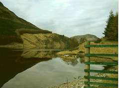 my loch (roger g1) Tags: holiday nature reflections scotland highlands scenery lochs glens strathconon