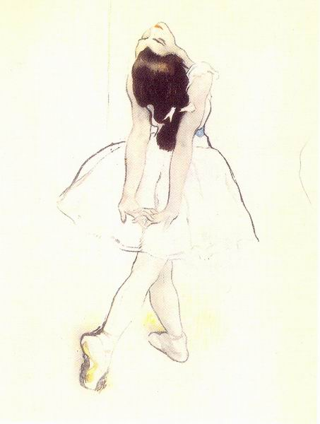 """Louis Legrand, """"Faune Parisienne"""" 1918"""