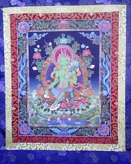 #10 Newari Green Tara SHANKAR - by shankargallery