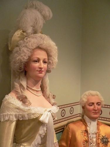 Favori Marie Antoinette par Madame Tussaud MI62