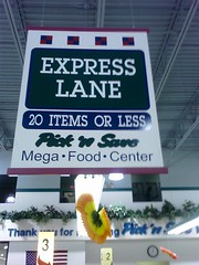 Express lane? by cubicgarden