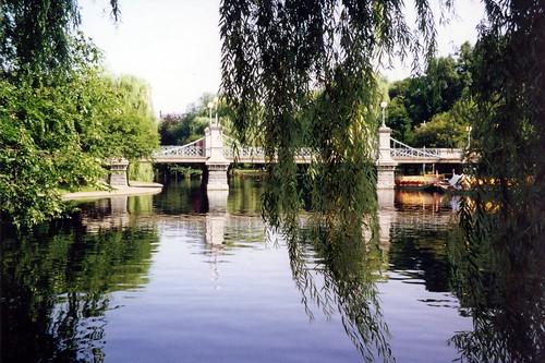 Boston: Public Garden