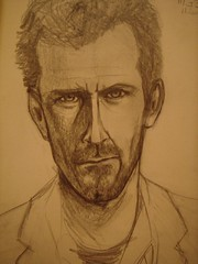 Greg (Digital Owl) Tags: house moleskine sketch greg drawing hugh hughlaurie sonydsct33 greghouse drhouse mge digitalowl digiowl