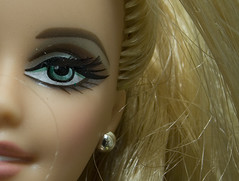 barbie wears too much makeup (k0rben) Tags: macro toy 350d barbie