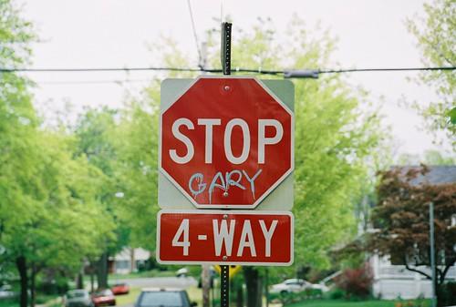 Stop Gary!