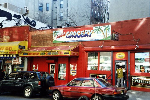 NYC - LES: Arlene's Grocery