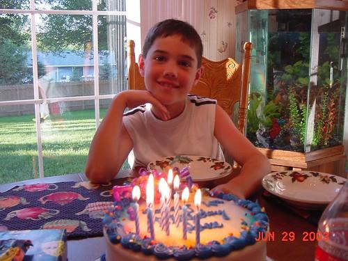 Alex birthday