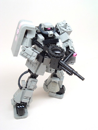 Gundam model robot