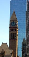 old city hall (poopee shmoopee) Tags: toronto reflection oldcityhall