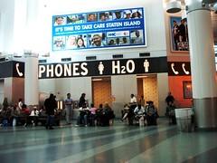 PHONES & H2O @ Staten Island Ferry Terminal ((^_~) [MARK'N MARKUS] (~_^)) Tags: nyc newyorkcity ny newyork ferry island h2o statenisland phones statenislandferry staten