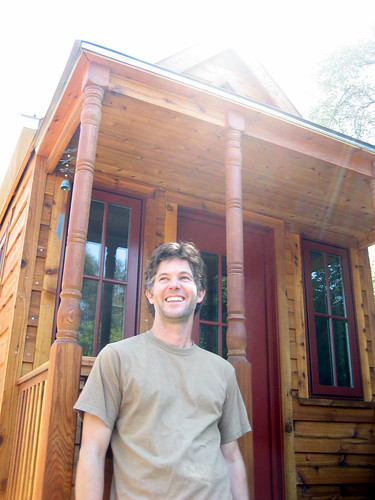 Jay Shafer and his Tiny Home