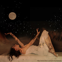 Honeymoon (Hemali Tanna) Tags: sky moon love girl beautiful night graphicart photomanipulation photoshop stars graphicdesign honeymoon photoshopped digitalart romance lovers explore fantasy computerart computergraphics digitalimaging hennaart hemalitanna twtmeblogged digitalartist firsttheearth feelslikelove photoshopdivas graphicartsist photoshopaddicts photoshopprofessional
