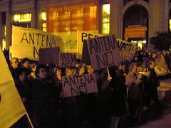 anti-gsm protest