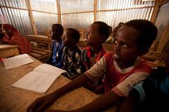 Illeysidp School in Somalia