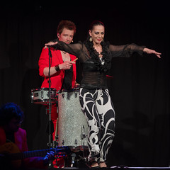 Ray Gattner, Leonor Moro, Drum Olé