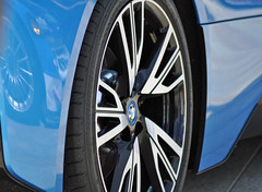 BMW i8 Wheel (Reayworld) Tags: world new blue england reflection sports reflections germany nikon shiny europe flickr britain german bmw innovation hybrid supercar newcar thefuture sportscar electriccar sportscars supercars bmws futurecar i8 nikoncamera nikonslr nikonlens nikondslr germancars nikonzoom shinycar hybridcars bluebmw blucar nikond5000 bmwside reayworld bmwi8 hybridsupercar hybridsupercars i8bmw bmwi8side i8side i8wheel bmwi8wheels bmwi8wheel i8wheels i8alloys