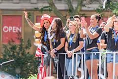 U.S.A. Women's World Cup Parade  in NYC (Emil abu Milad) Tags: world nyc usa cup nikon womens parade 28300mm vr f3556g nikon28300mm nikon28300mmvr nikonafsnikkor28300mmf3556gedvr nikon28300mmf3556gvr nikon28300mmf3556gedvr usawomensworldcupparadeinnyc uswomensworldcupparadeinnyc 500pxcomemil4l