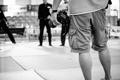 見證 Witness / Taipei, Taiwan (yameme) Tags: sports monochrome canon eos taiwan taipei 台灣 黑白 台北市 brazilianjiujitsu 運動 南港運動中心 單色 巴西柔術 5d3 5dmarkiii 胖白 70300mmlis