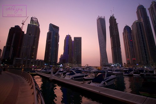 "Dubai Marina • <a style=""font-size:0.8em;"" href=""http://www.flickr.com/photos/104879414@N07/20044705299/"" target=""_blank"">View on Flickr</a>"
