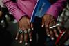 The healer. (A. adnan) Tags: rings hand fingers superstition superstitious beliefs bangladesh chittagong faith gemstone