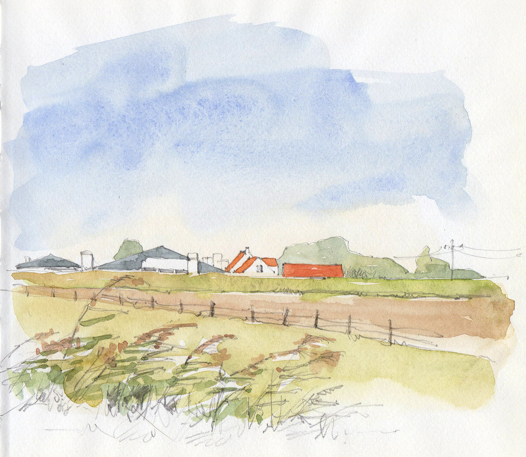 The World S Most Recently Posted Photos Of Aquarel And Landschap
