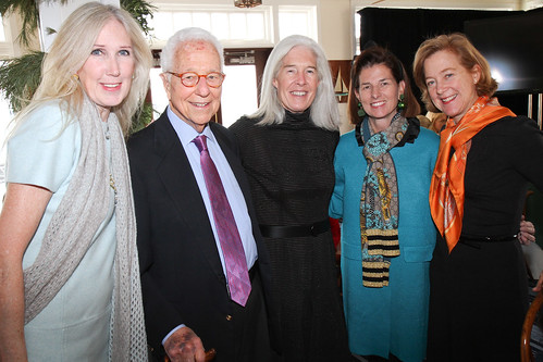 Suzanne Clary, Ira and Susan Millstein, Chris Duncan and Cynthia Brown