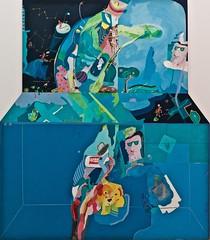 I like Art or the usual Perspective with a Twist (1967/68) - Eduardo Batarda (1943) (pedrosimoes7) Tags: eduardobatarda ✩ecoledesbeauxarts✩ artgalleryandmuseums caloustegulbenkianmuseum moderncollection lisbon portugal museu museum musée creativecommons cc