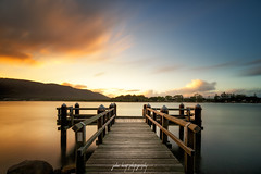 The Jetty @ Dunbogan (John A Hunt Photography) Tags: portmacquarie sonya7m2 travel dunbogam jetty longexposure sky