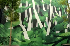 Hauswand-Gestaltung; Esbjerg, Dänemark (90)