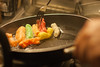 Sizzle (not without my camera_) Tags: 365 project365 photoaday 2017 365in2017 3652017 digital primelens 50mm fiddy 50mm14 canon50mm 50mmlens farfar indiansnack snack food pan fryingpan fry fried colours colourful fork hand kitchen cooking sortof oil ♥