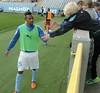 High five  Felipe Carvalho (gustafsson_jan) Tags: felipecarvalho mff malmöff highfive