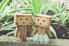 Danbo (Ylang Garden) Tags: danboard couple toys