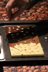 Chocolate Bar Design (demeeschter) Tags: switzerland luzern root aeschbach chocolatier chocolate production museum attraction exhibition company showroom