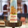 125 Year Laurentiuskerk (Candle), Heemskerk, 2016 (pmhudepo) Tags: laurentiuskerk heemskerk nikondf nikonafs5014 candle kaars church kerk
