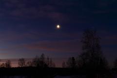 The Sun rise_2017_01_20_0014 (FarmerJohnn) Tags: sun rise sunrise kuu moon jupiter auringonnousu taivas sky morning aamutaivas taivaanranta pilvet clouds colors colorfull värikäs taivi winter january tammikuu suomi finland laukaa valkola anttospohja canon7d canonef163528liiusm samyang358mmfisheyecsii canon 7d juhanianttonen
