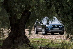 Seat Ateca Olivo (Jesus DTT) Tags: seatateca seat ateca coches olivo auto oleaeuropea nikond3200 nikon55200 azullava