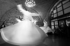 Sufi (phardon) Tags: sufi mevlevi sprit belief religion whirling dervish islam muslim sema ceremony mystic mevlana konya turkey semazen