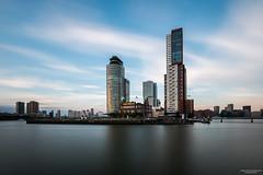 Rotterdam (State of Decay) Tags: rotterdam nederland holland longexposure waterscape waterfront city cityscape stad kopvanzuid