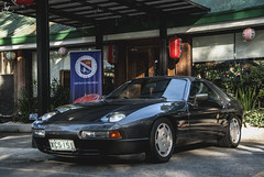 Porsche 928 (Justin Young Photography) Tags: cars manila philippines porsche 928