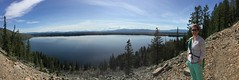 Leigh Lake (Curt) Tags: panorama wyoming grandtetonnationalpark leighlake