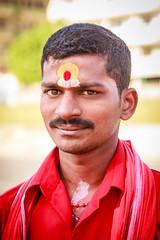 Auto Rickshaw Driver, Vizag (Rajan Raju) Tags: vizag autodriver