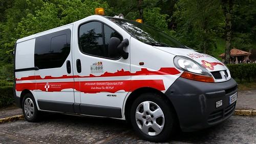 Renault Trafic dci 100 Ambulancia