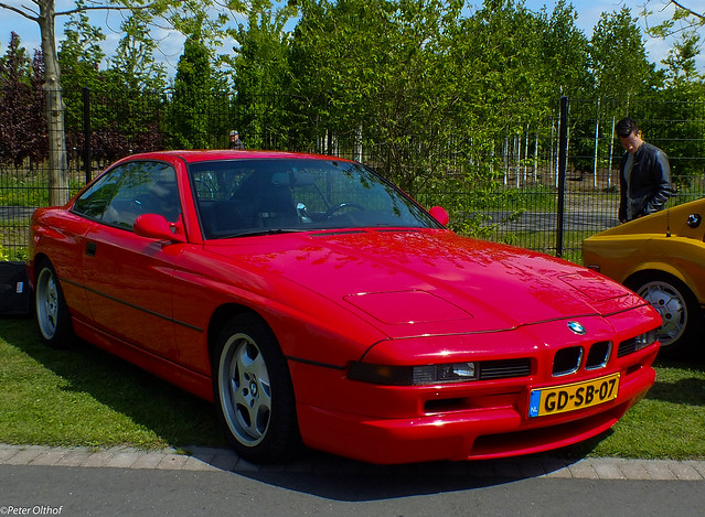 bmw 850 sidecode5 gdsb07 youngtimerevent2015