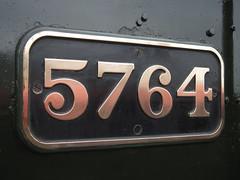 IMG_1345 - 5764 (SVREnthusiast) Tags: severnvalleyrailway svr severnvalley severn valley railway gwr5700classpanniertank5764 gwr 5700class panniertank 5764